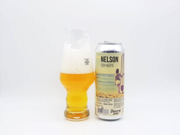 Brewery Hills Nelson DDH NEIPA