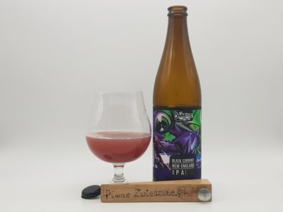 Beverage Brewing Black Currant New England IPA