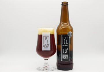 Recraft 19° Bourbon Bock