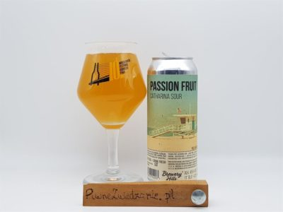 Brewery Hills Passion Fruit